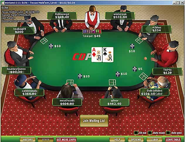 Poker gratis on line